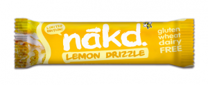 Nakd Bar Lemon Drizzle