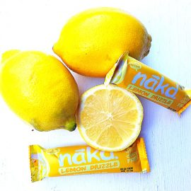 NEW Nakd Lemon Drizzle Bars Now in Store!