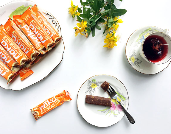 NEW Nakd Carrot Cake Bars Now in Store!