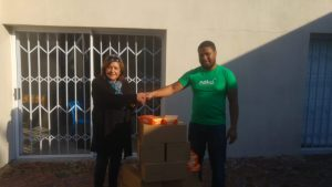 Nature's Delicacies Celebrates Nelson Mandela Day- Girls and Boys Town