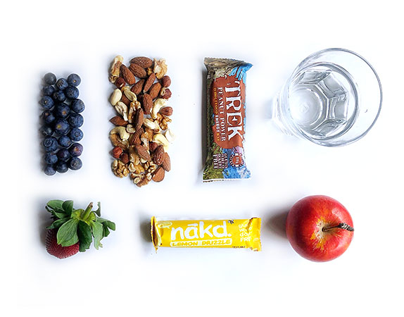 How to choose a healthy Snack