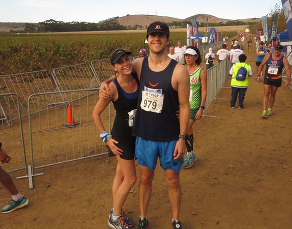 Vegan Trail Runners Leozette Roode and Donovan Wills share how they stay fit on a plant-based diet