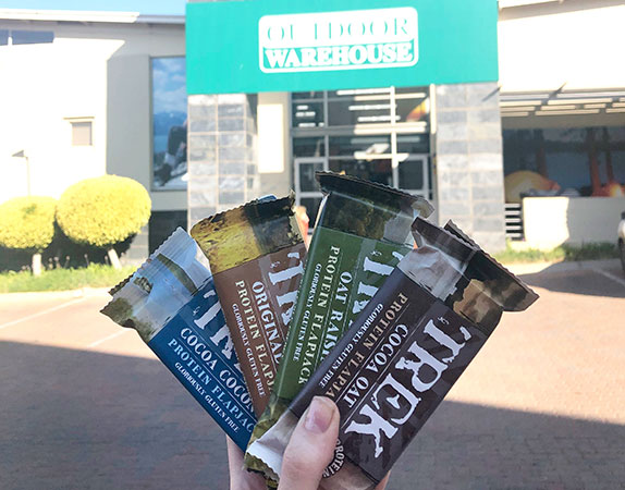 Fuel Your Outdoor Adventures with our Trek Bars Now Available at Outdoor Warehouse