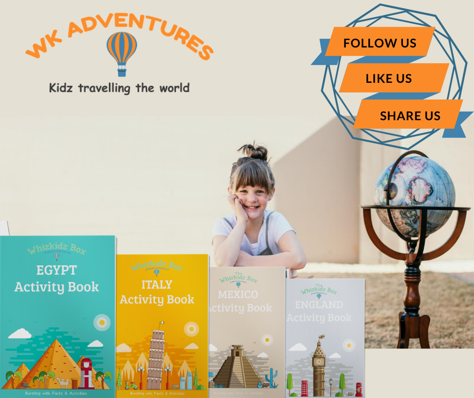 Take Your Kids on Big Adventure with WK Adventures + BEAR Yoyos